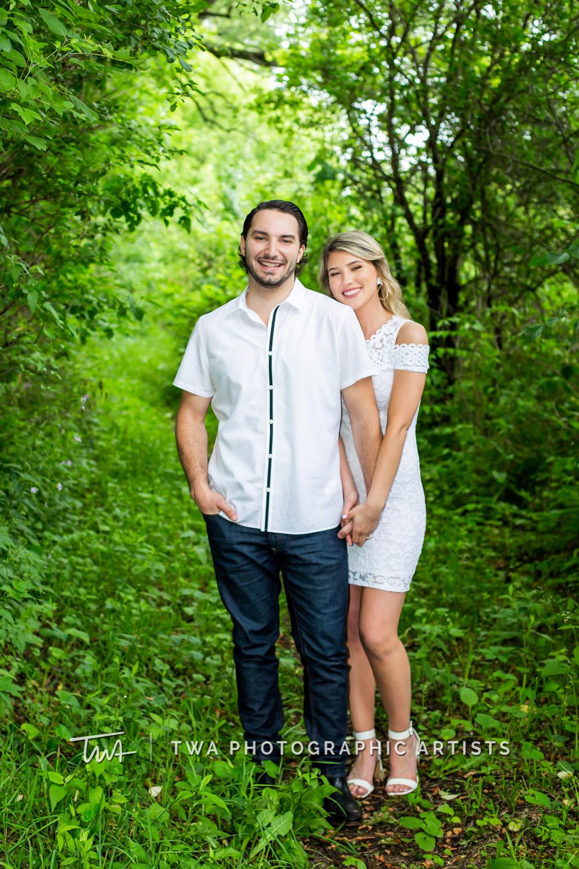 Juliet & JohnPaul's Summer Engagement Session