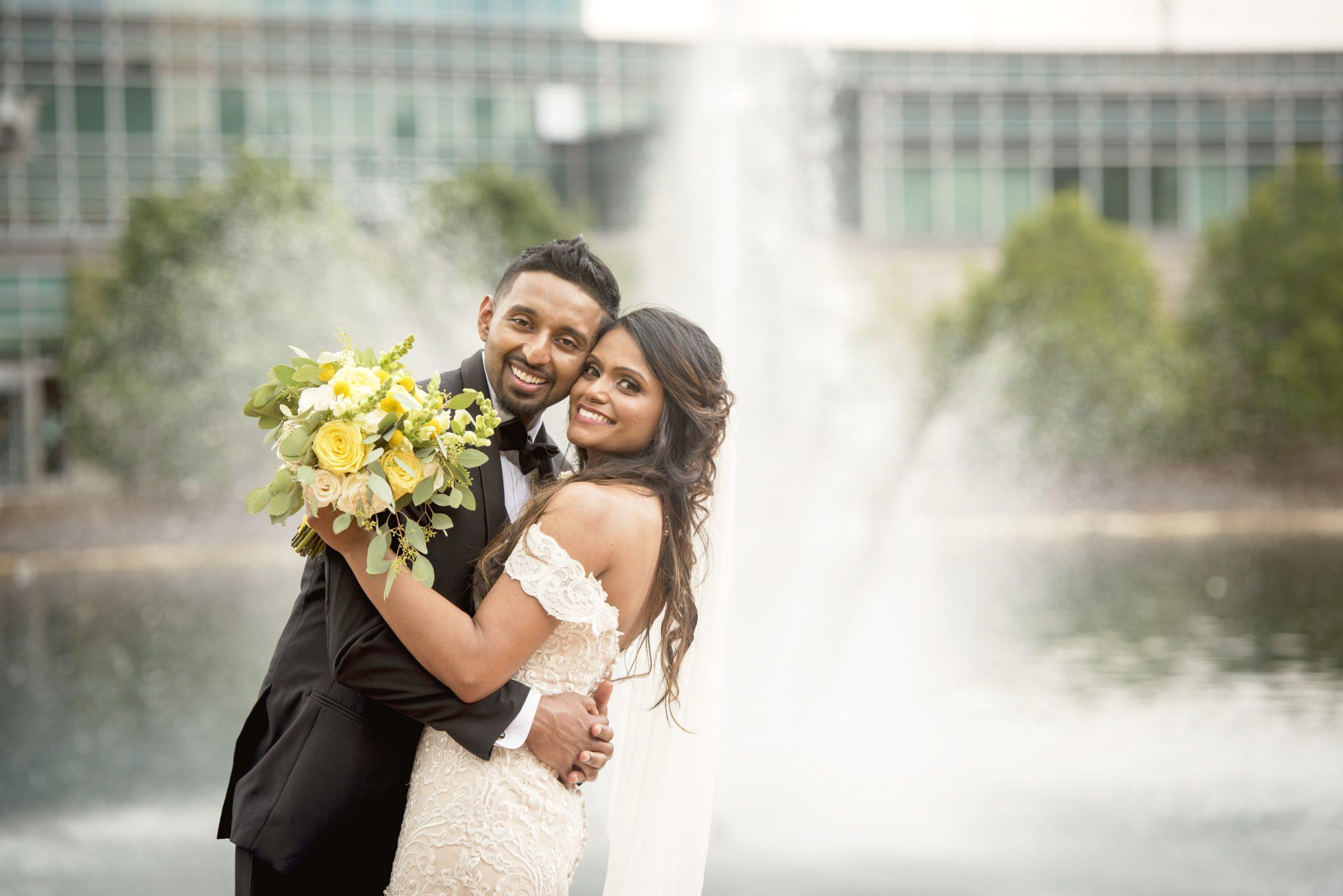 Jincy & Vijo's Esplanade Lakes Wedding