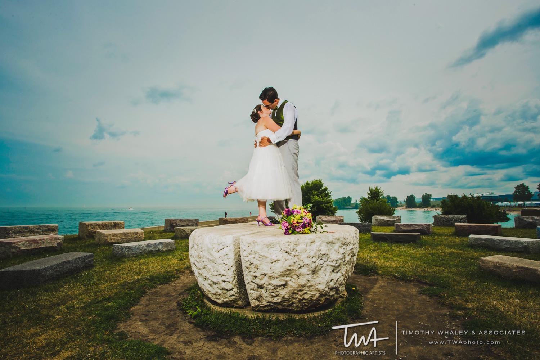 Real Weddings: Amanda + Charlie