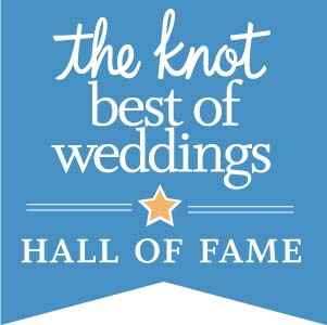 The Knot Best of Weddings Hall of Fame Chicago Wedding Photographers