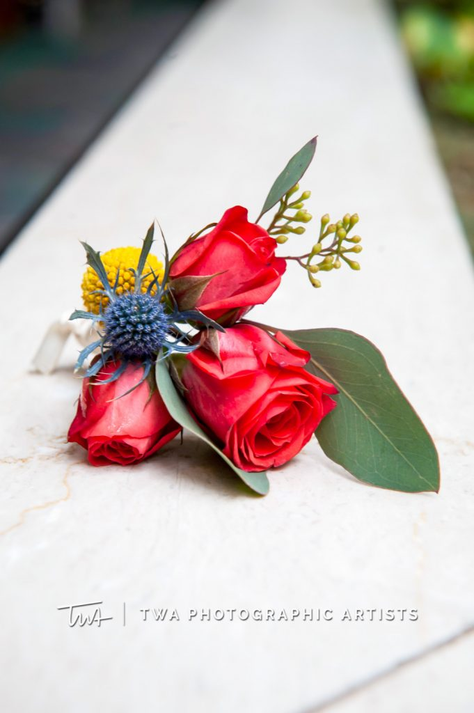 Detail Photo of Boutonniere