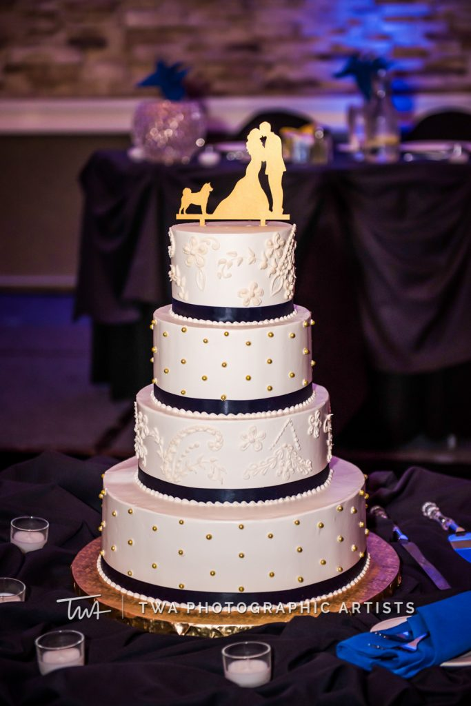 Detail photo of cake