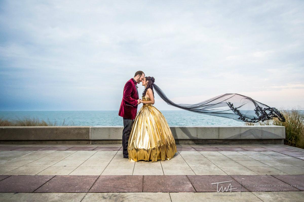 Regina + Michael's Wedding Twist on a Disney Classic!
