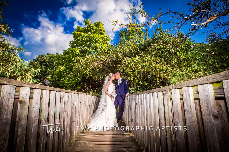 Britni + Chris' Aberdeen Manor Wedding