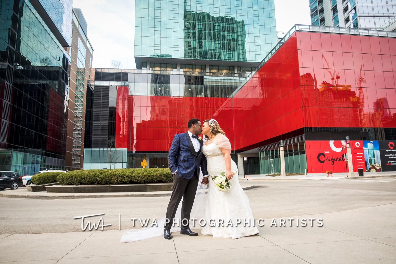 Britany & Christopher's Chicago Wedding