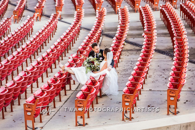 Anna & David's Chicago City Wedding