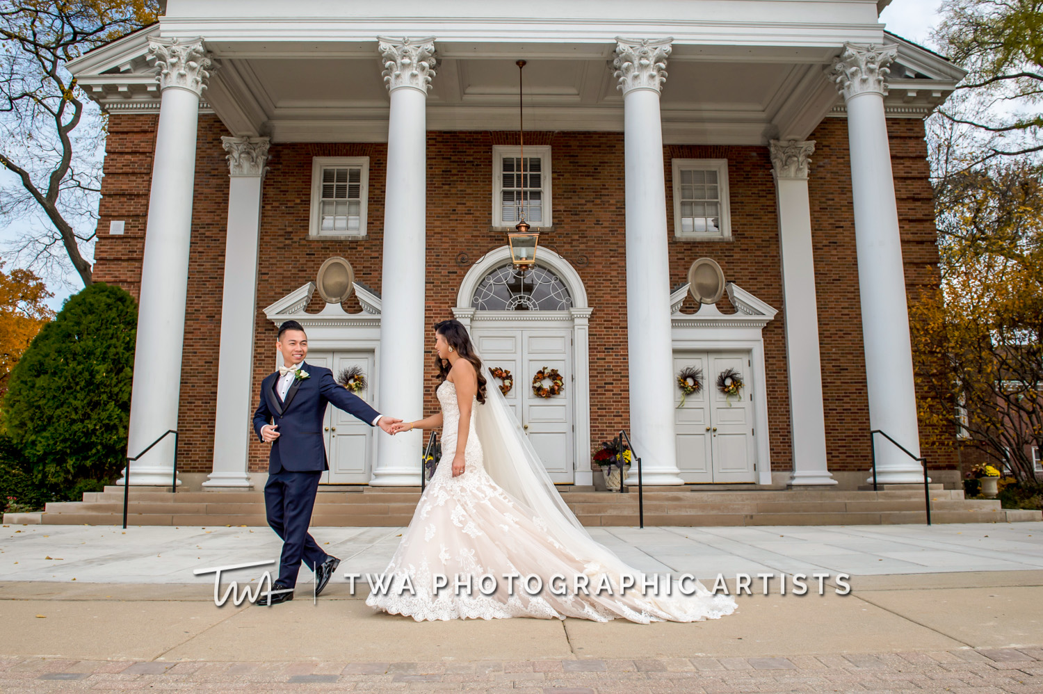 Nilofur & Vincent's Chicagoland Wedding