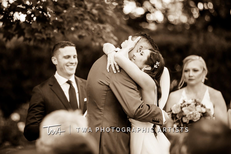 Jessica & Gerardo's Chicago Botanic Garden Wedding