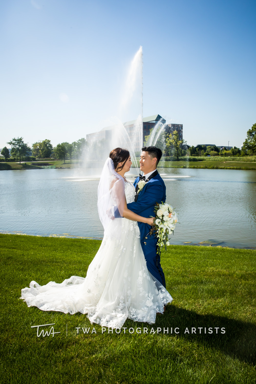 Chicago Wedding Photographers | Rebekah & Peter's Belvedere Banquets Wedding | TWA Photographic Artists