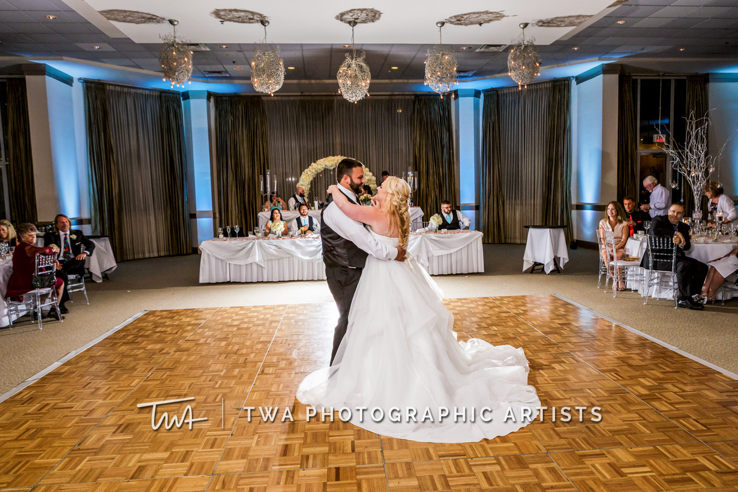 Chicago Wedding Photographers | Weddings at Belvedere Events & Banquets | TWA Photographic Artists