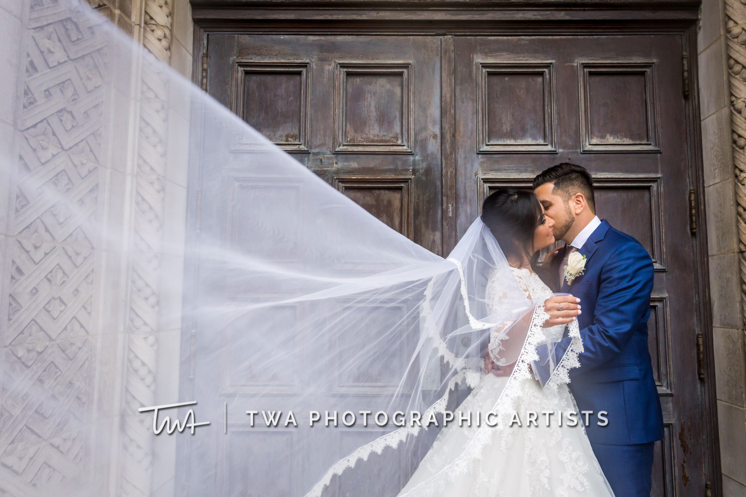 Chicago Wedding Photographers | May & Richard's Belvedere Chateau Wedding | TWA Photographic Artists
