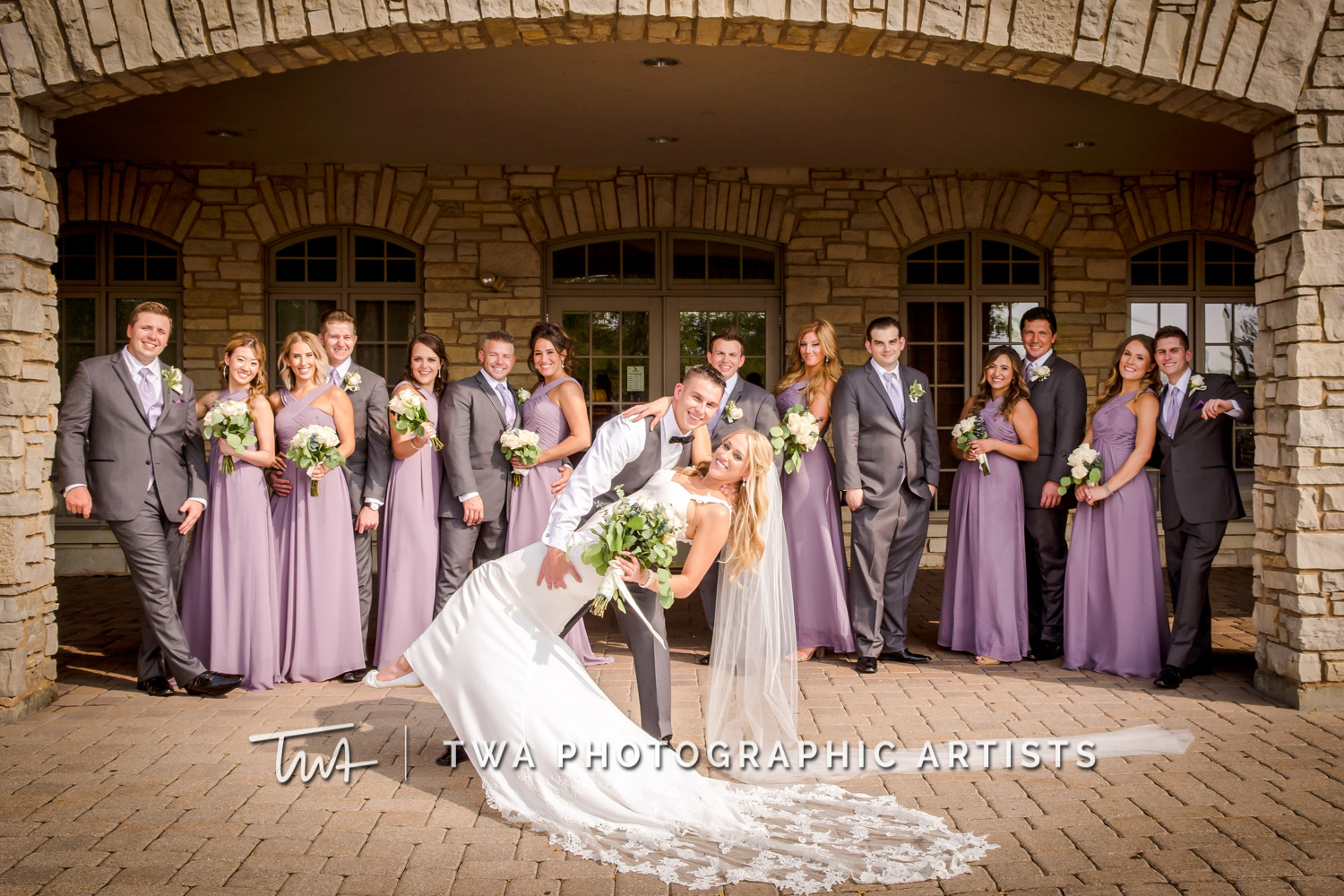 Weddings at Bolingbrook Golf Club | TWA Photographic Artists | Chicago Wedding Photographers
