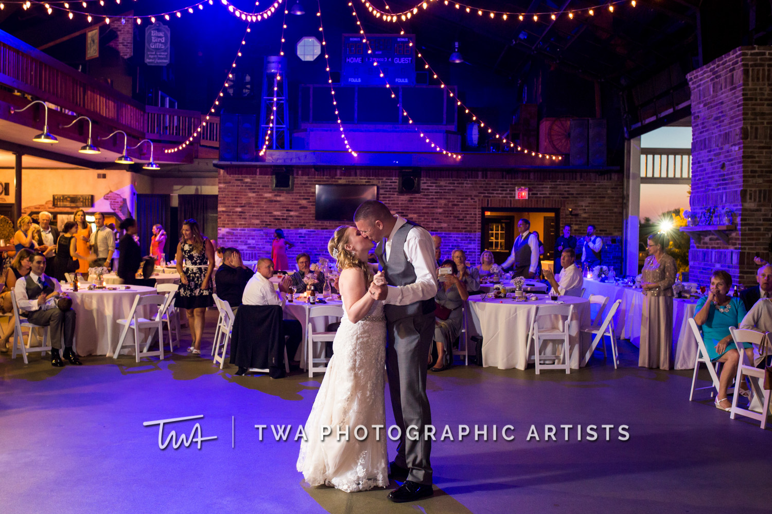 Chicago Wedding Photographers | Weddings at CD & ME | TWA Photographic Artists