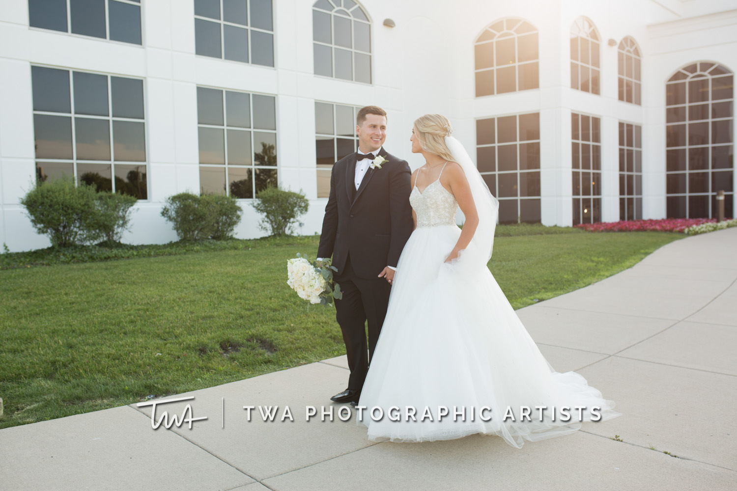 Chicago Wedding Photographers | Ashley & Jason's DiNolfo's Wedding | TWA Photographic Artists