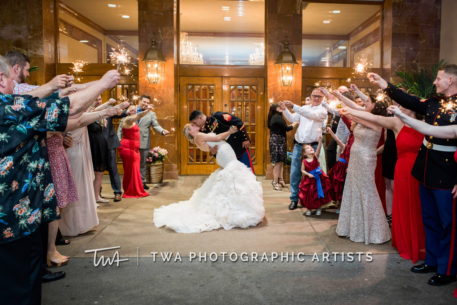 Chicago Wedding Photographers | Weddings at Drury Lane | TWA Photographic Artists