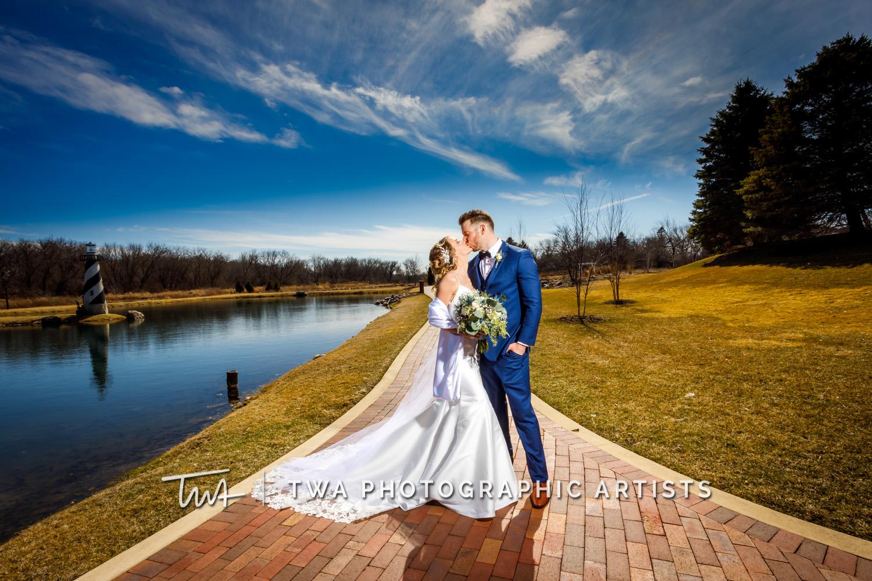 Chicago Wedding Photographers | Colleen & Andrew's Fishermen's Inn Wedding | TWA Photographic Artists
