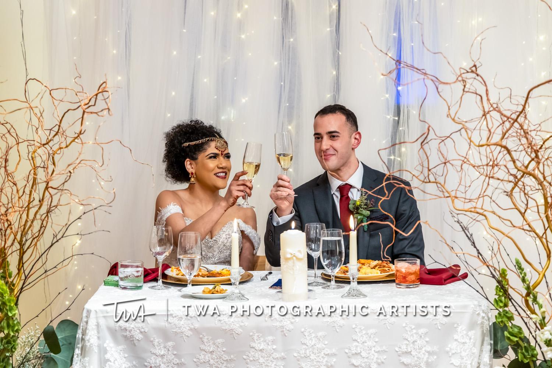 Chicago Wedding Photographers | Jessica & Sam's Floating World Gallery Wedding | TWA Photographic Artists