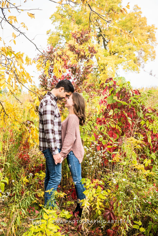Frannie & Scott's Lincoln Park Engagement Session | TWA Photographic Artists | Chicago Wedding Photographers