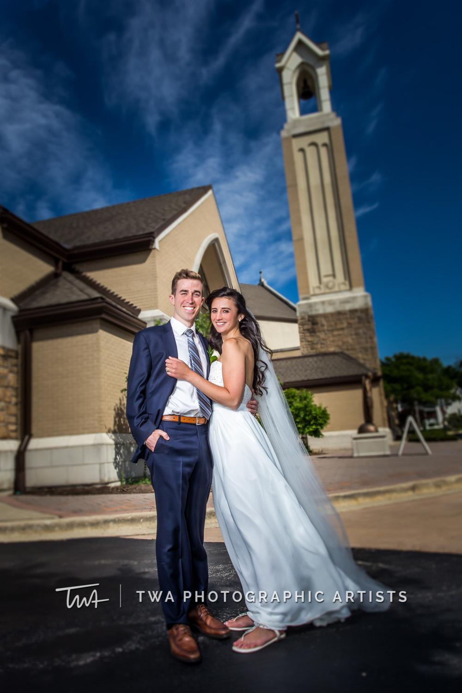 Chicago Wedding Photographers | Rhea & Brian's Wheaton Wedding | TWA Photographic Artists