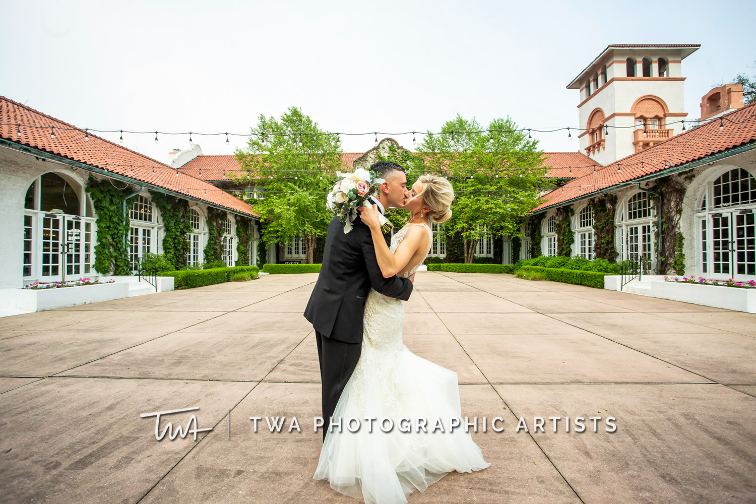 Chicago Wedding Photographers | Katie & Marco's Ravisloe Country Club Wedding | TWA Photographic Artists