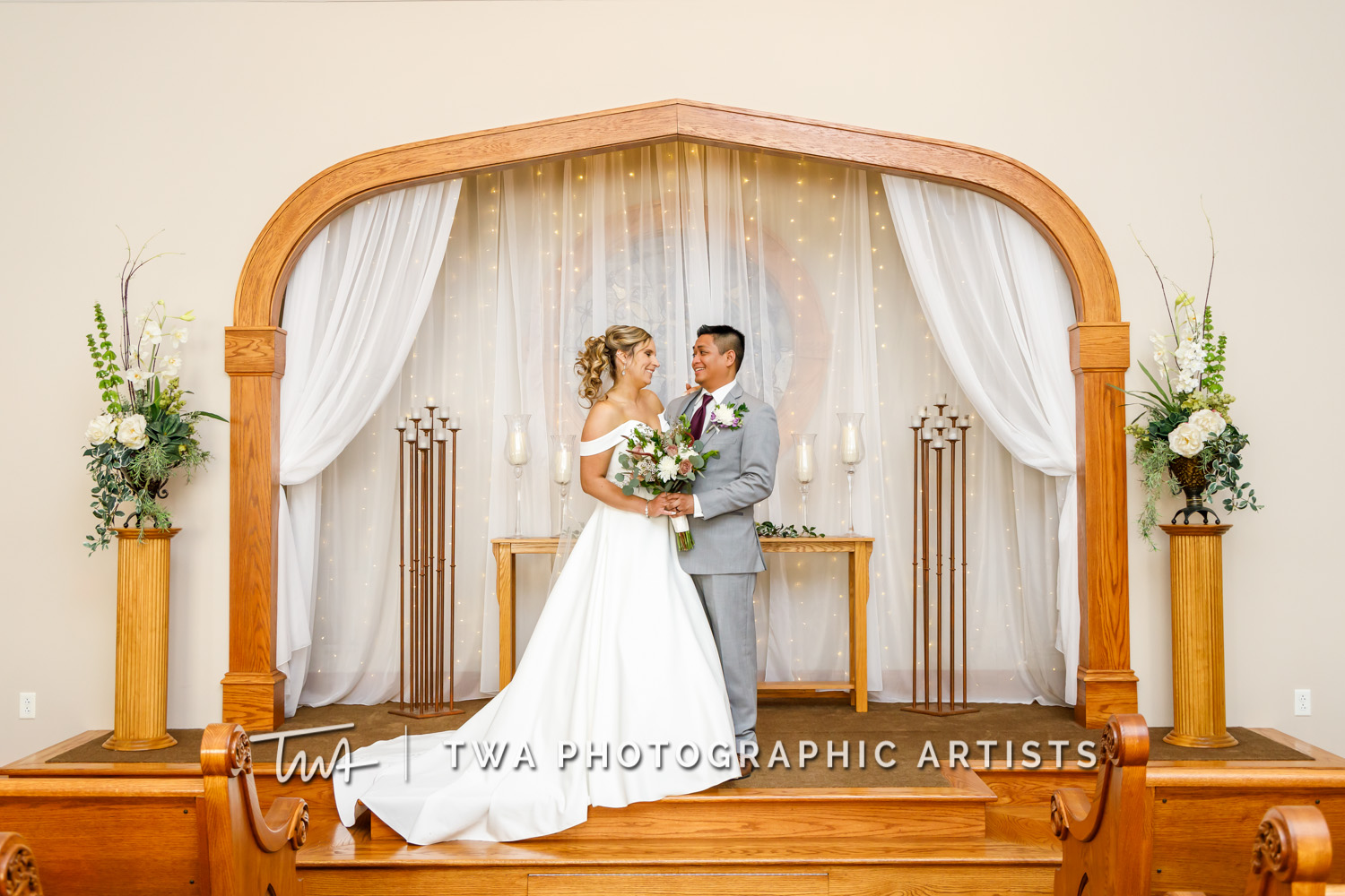 Chicago Wedding Photographers | Jacquelynn & Martin | TWA Photography Reviews