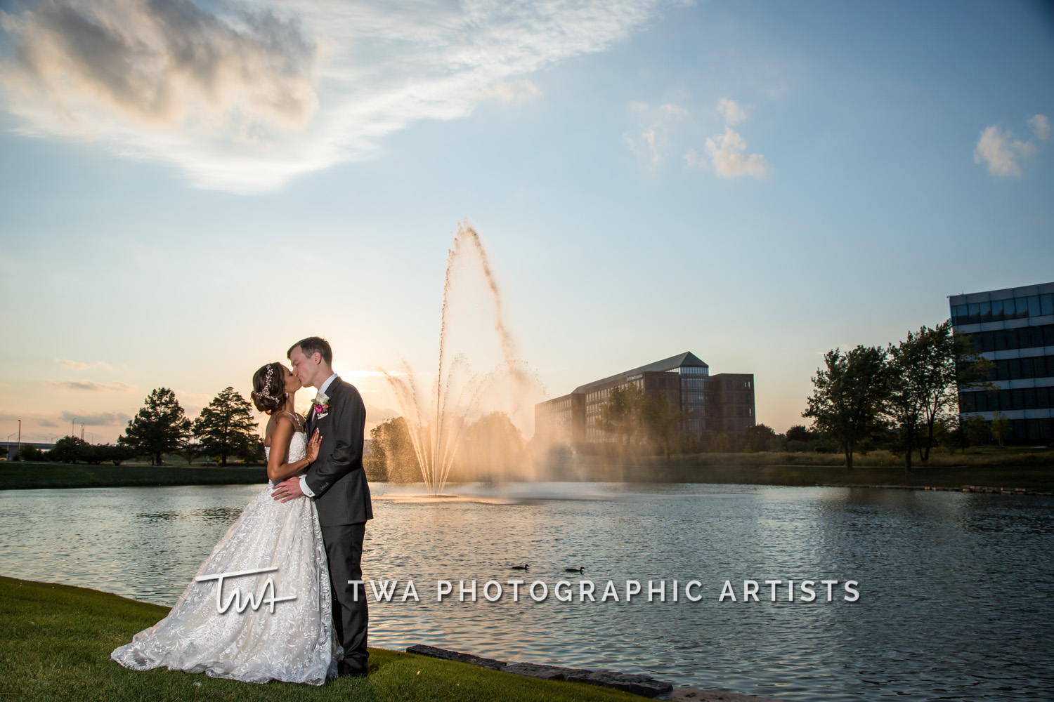 Chicago Wedding Photographers | Megha & Graham's Westin Chicago Northwest Wedding | TWA Photographic Artists
