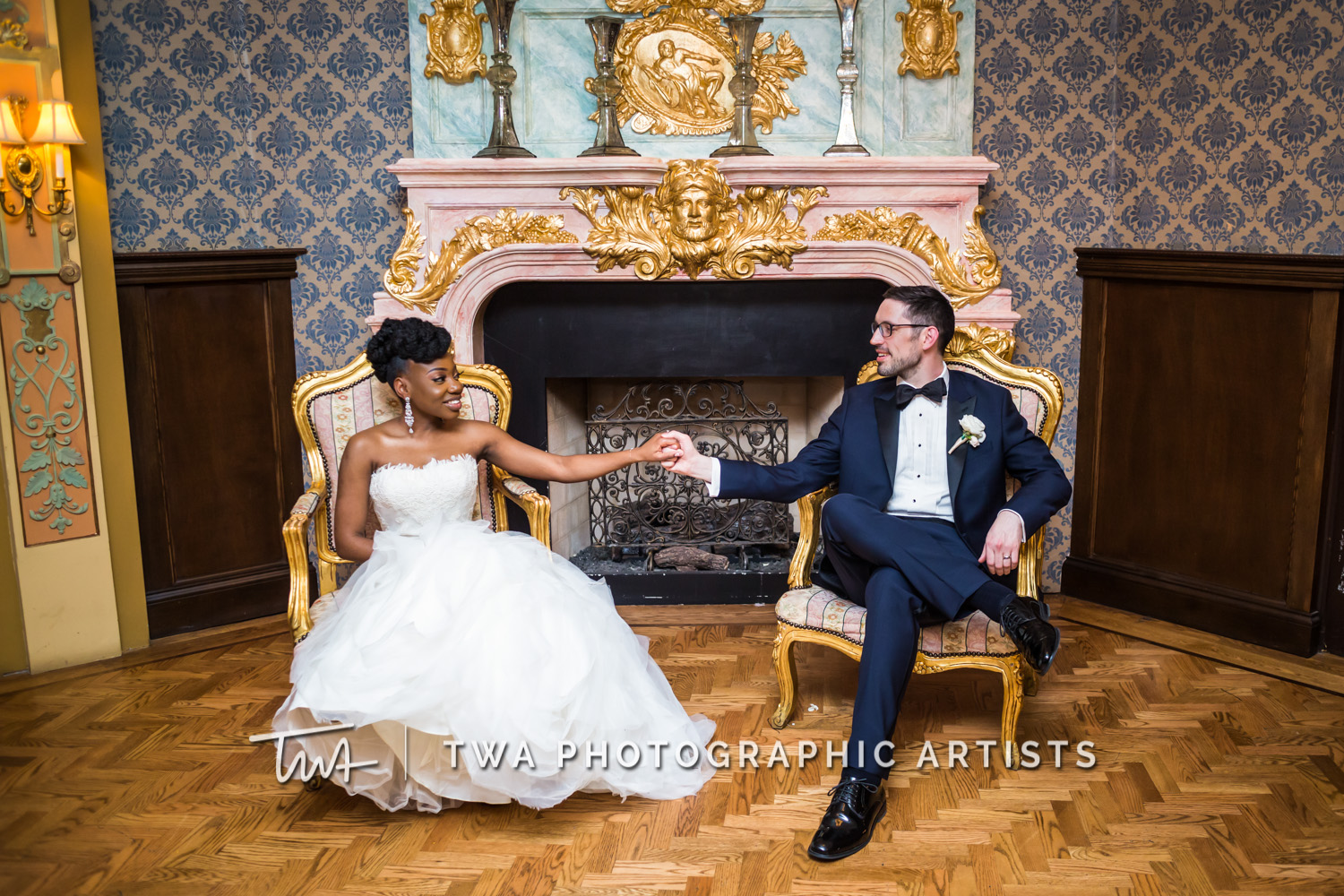 Chicago Wedding Photographers | Weddings at Stan Mansion | TWA Photographic Artists