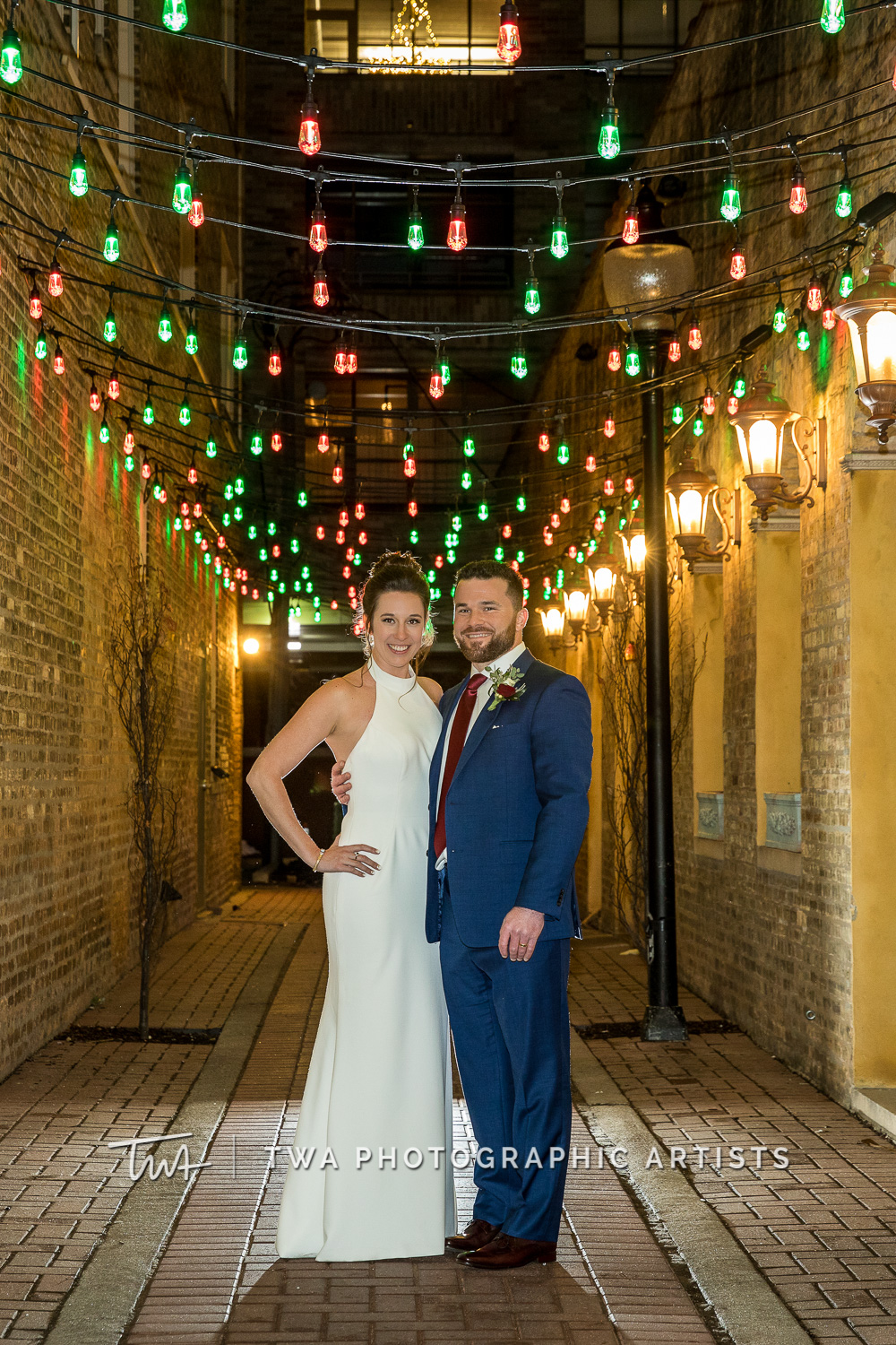 Danielle & Justin | TWA Photography Reviews | Chicago Wedding Photographers