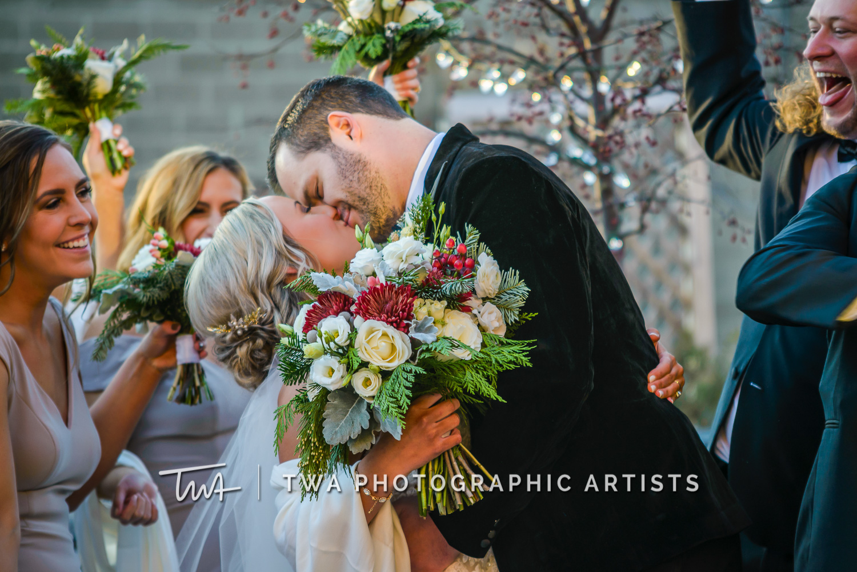 Laken & Joe's Sanctuary Events Wedding | TWA Photographic Artists | Chicago Wedding Photographers