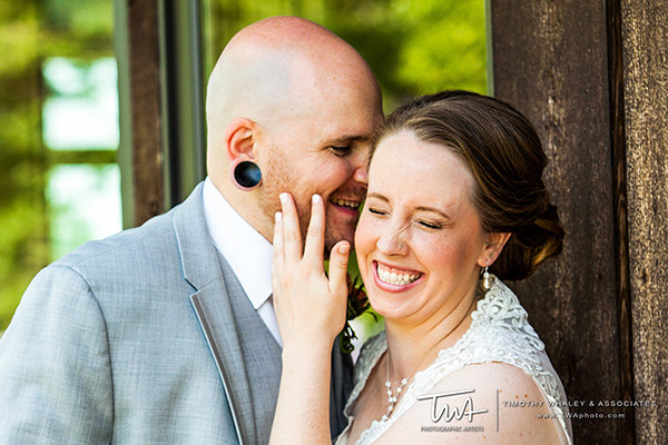 Wedding Photographers in Chicago | Don't Try Taking Your Own Photos