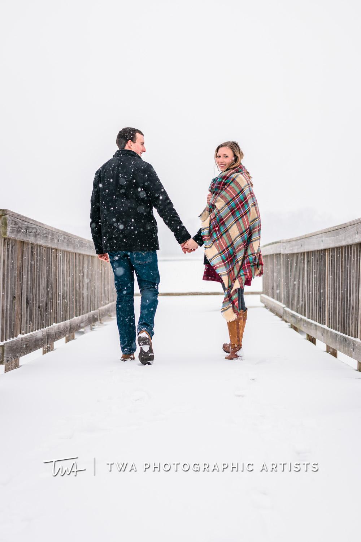 Liz & Joe's Winter Engagement Session