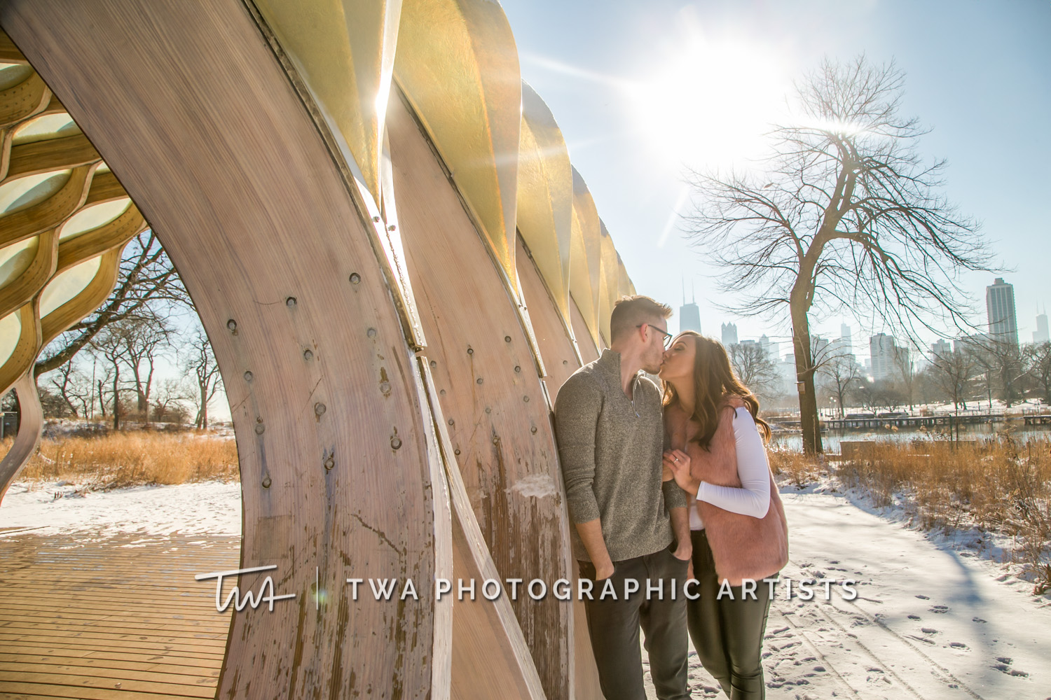 Kalie & Seth's Lincoln Park Engagement