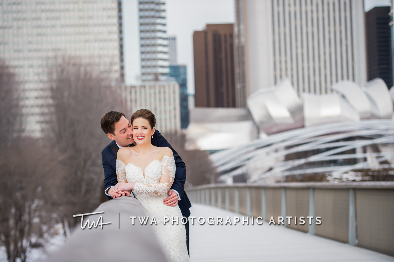 Sarah & Brandon's Chicago Wedding