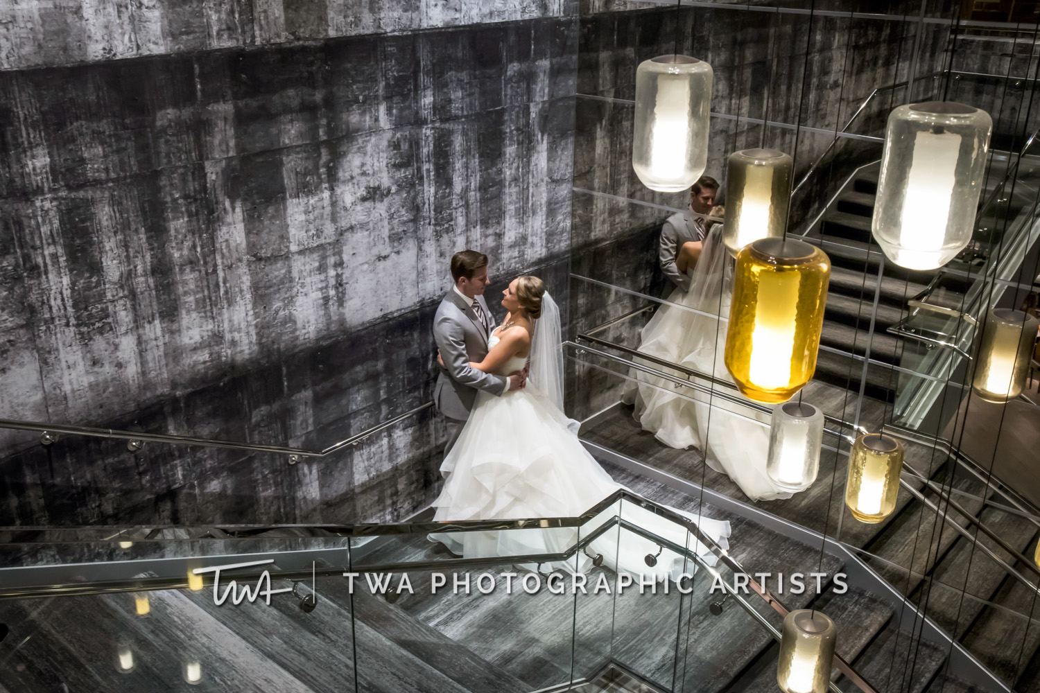 Theresa & Brad's Chicago Wedding