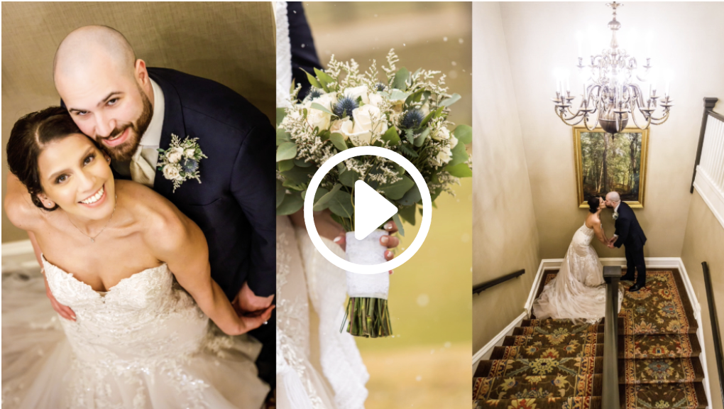 Chicago Wedding Photographers | Christine & Ryan | TWA Photography Reviews
