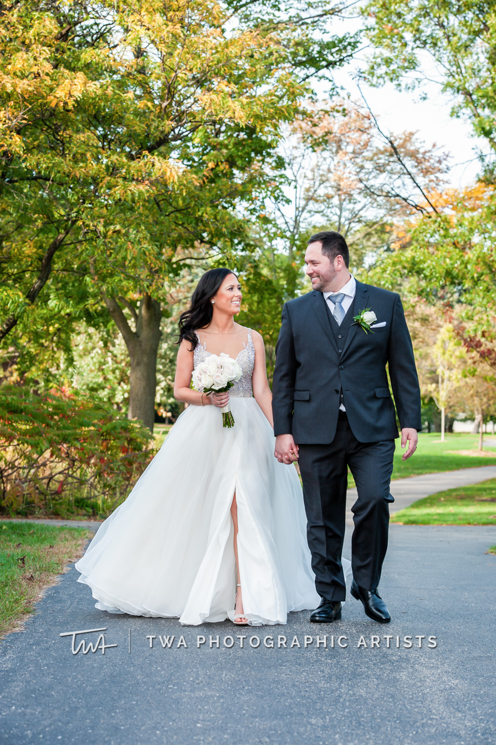 Stephanie & Rick's Chicagoland Wedding