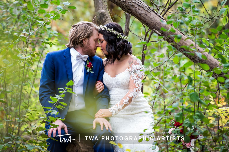 Cassi + Michael's Wilder Park Wedding