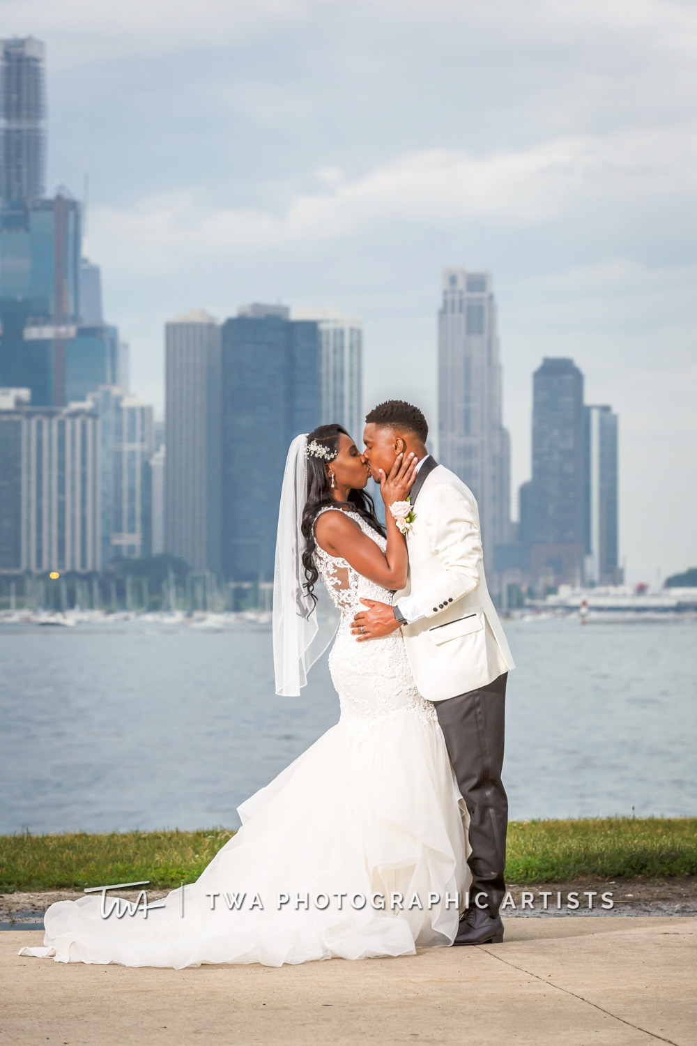 Marah & Karim's Royal Sonesta Chicago Riverfront Wedding