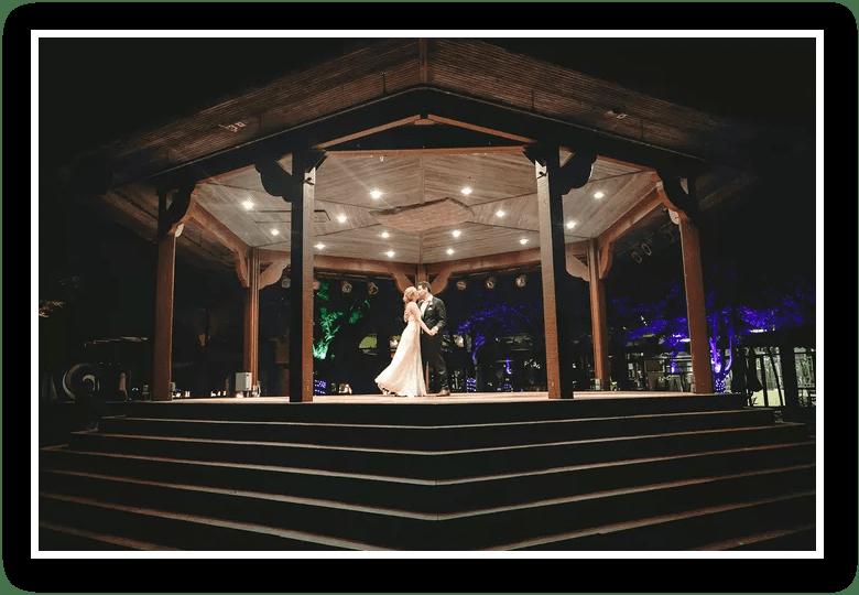 Chicago Wedding Photography Giving Back Gazebo